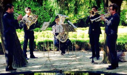Quinteto de Metais de Gaia 1
