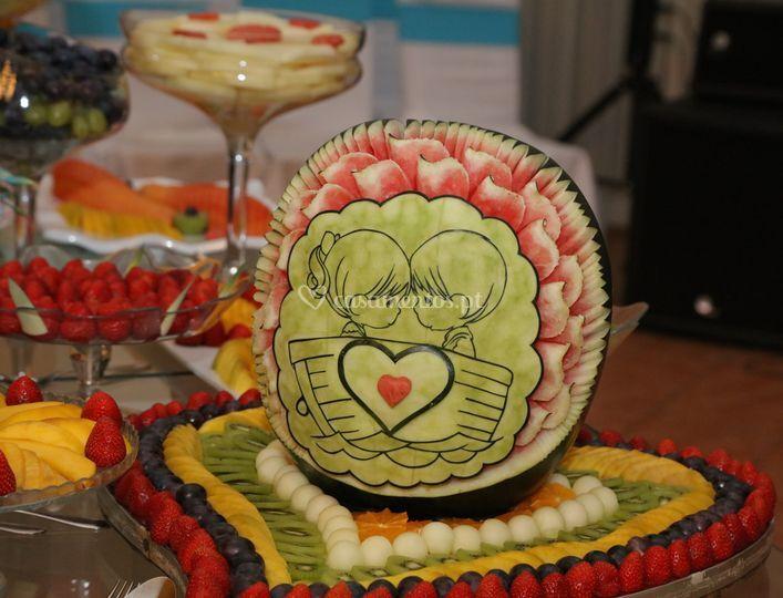 Fruta personalizada
