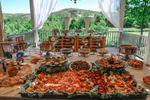 Mesa marisco buffet