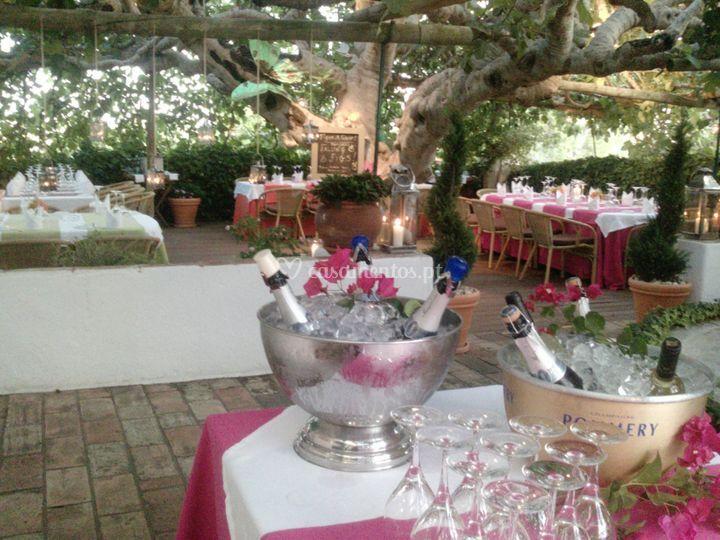 Restaurant Casa do Campo