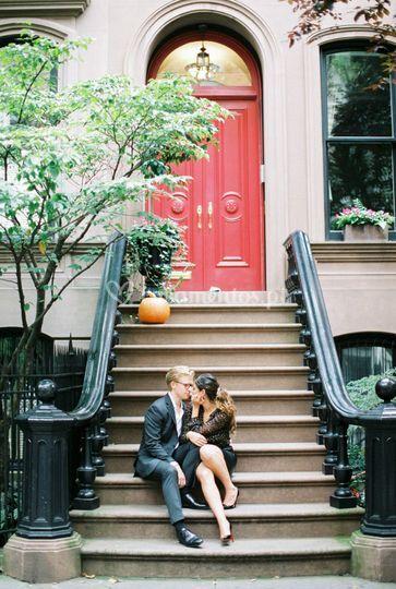 Nadia & John NY