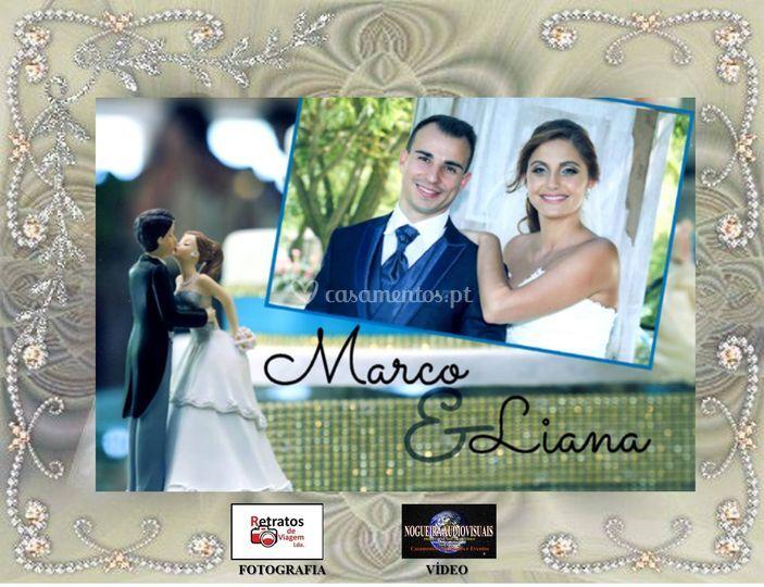 Casamento de Marco & Eliana