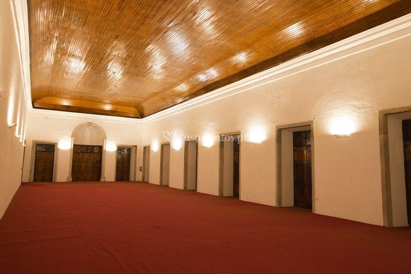 Sala da Biblioteca