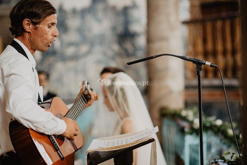 Luís - Salmo acomp. guitarra