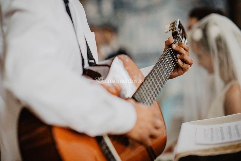 Luis - Salmo acomp. guitarra