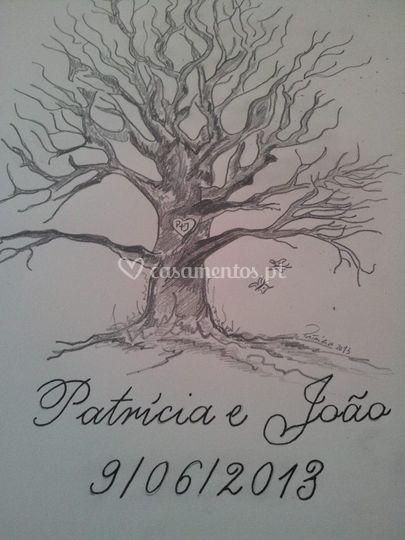 """Árvore do Amor"""