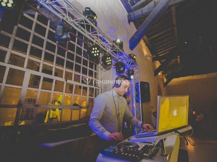 DJ's de todos os géneros