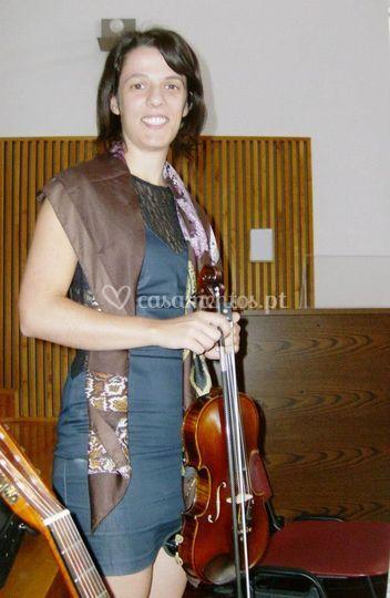 Ana João - Violino