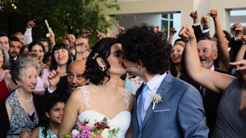 Casados!