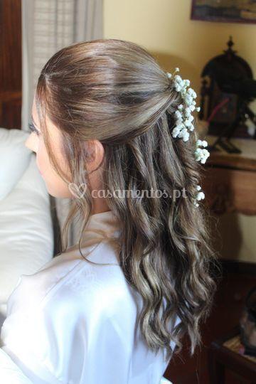 Penteado Noiva Rita