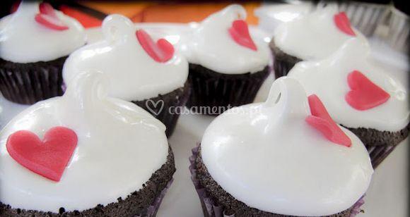 Cupcake marshmallow