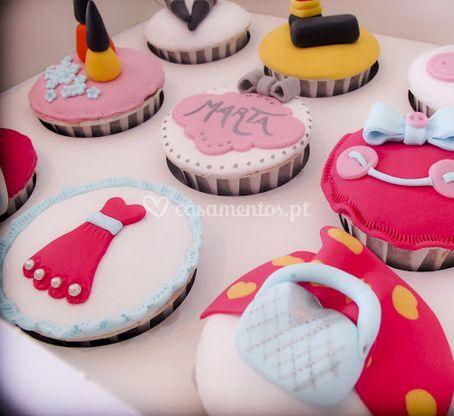 Cupcake modernos