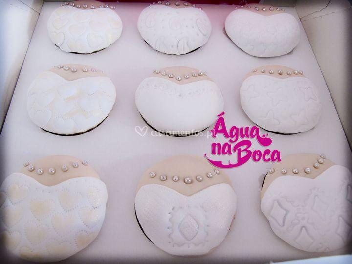 Cupcakes noiva