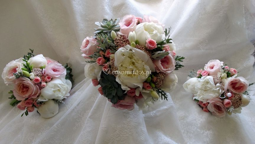 Pack bouquets