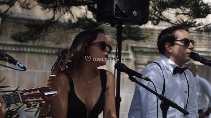 Praia Music Sessions casamento
