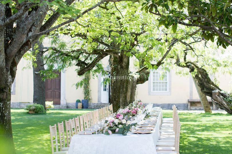 Casamento no Jardim do Pátio