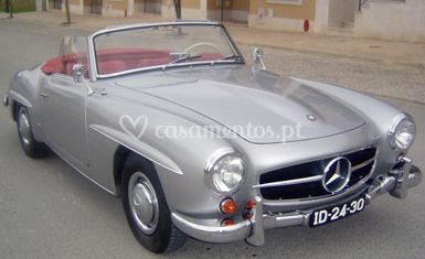 Mercedes 190 sl 1956
