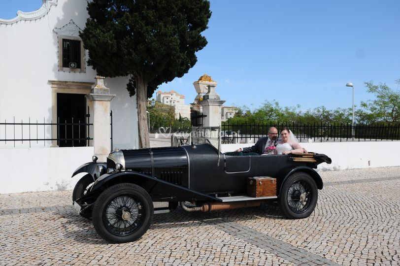 Bentley speed 1924