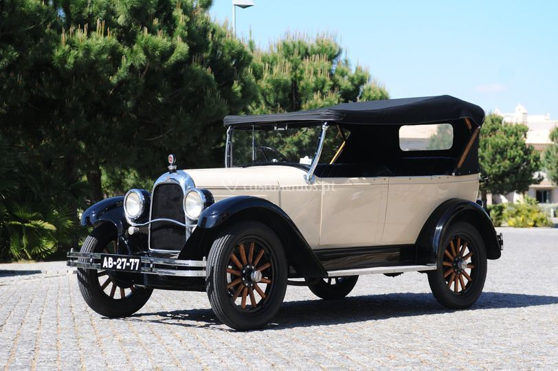 Overland wippet 1926
