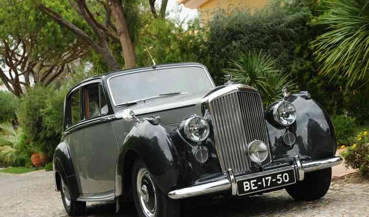 Bentley mk vi 1951