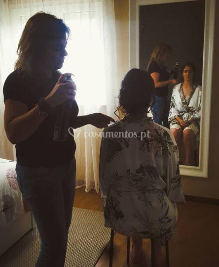 Sandra hairstylist