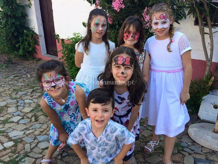 As que sonham ser princesas