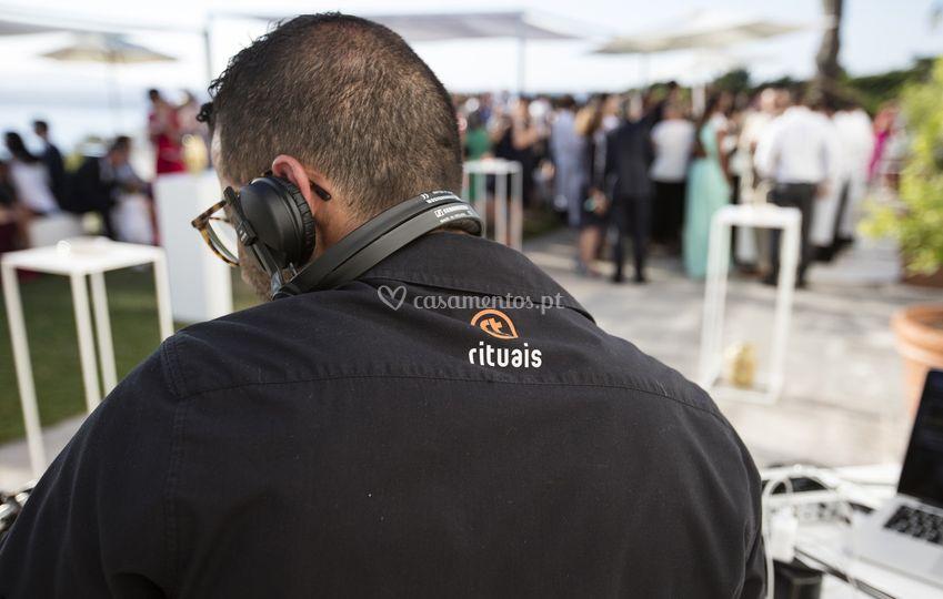 DJ na Quinta da Bellavista