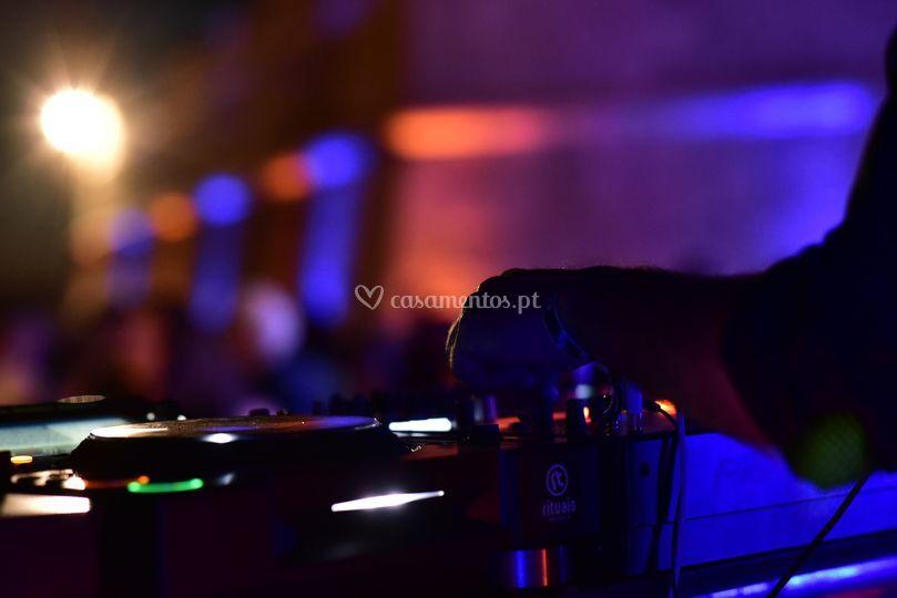 DJ's Rituais
