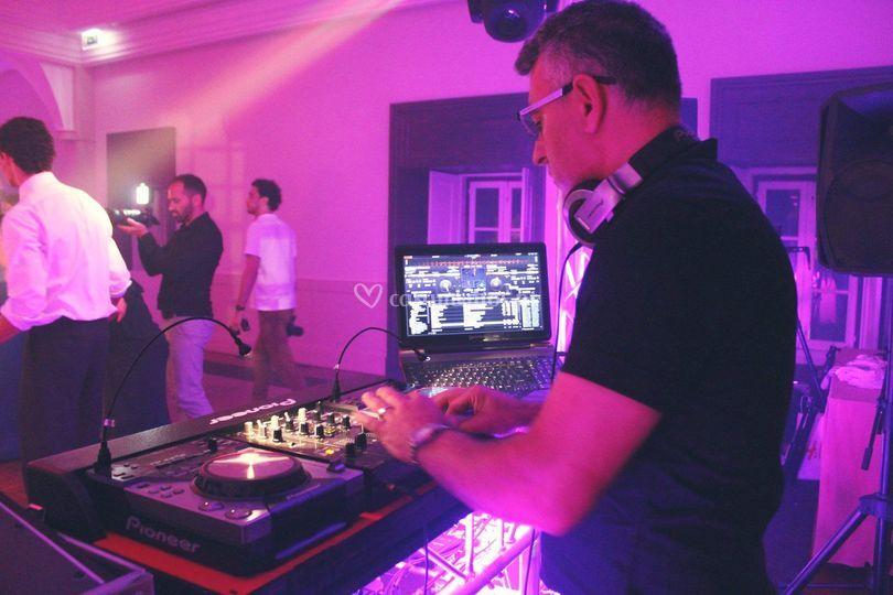 DJ Casamento Penha Longa