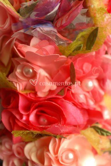 Detalhes Bouquet.