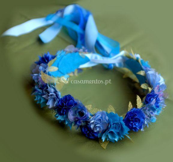 Grinalda Azul