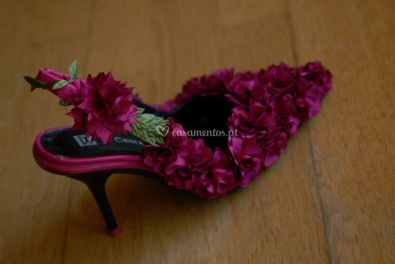 Sapato Forrado(customizado)