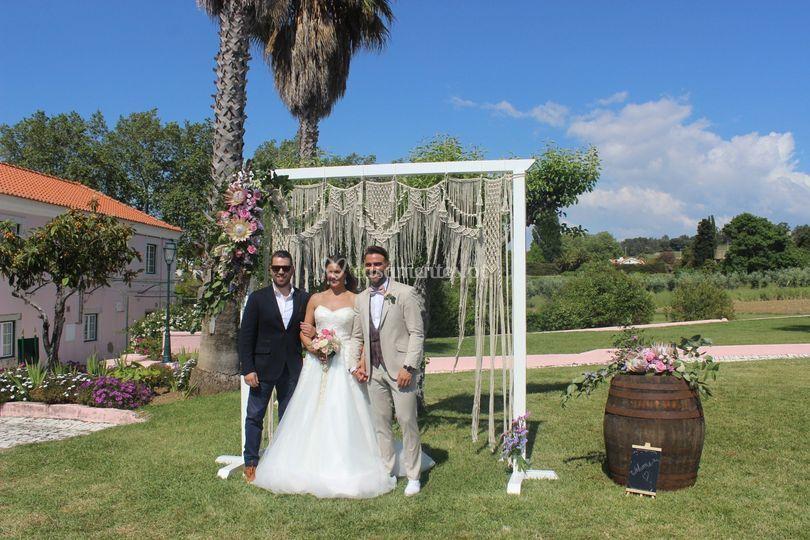 Casamento Sérgio e Andrreia