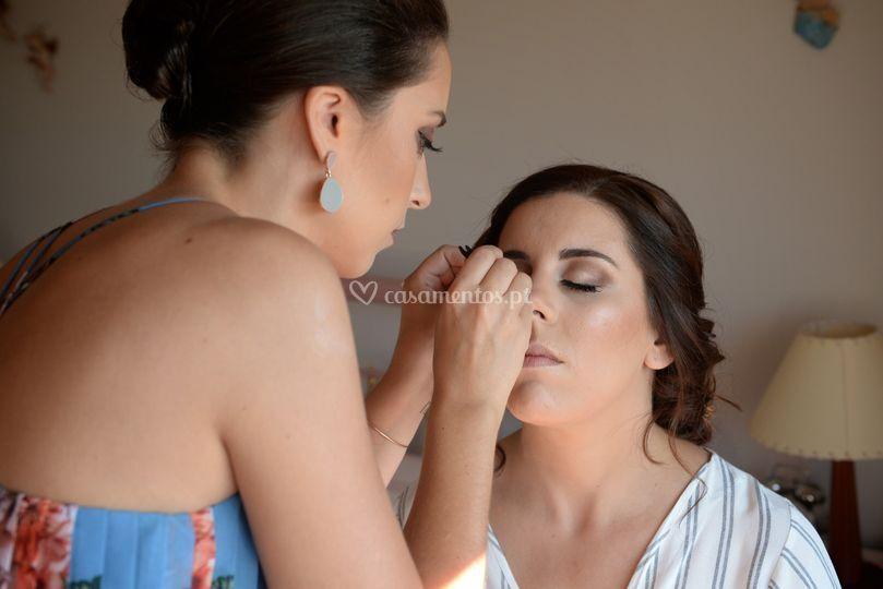 Carolina Figueiredo Make-up