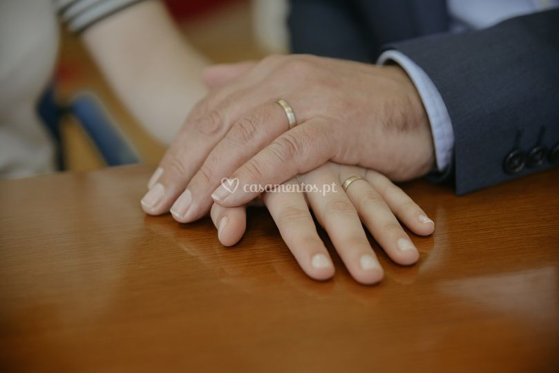 Casamento registo