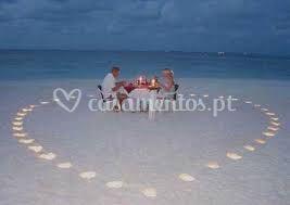 Jantares românticos