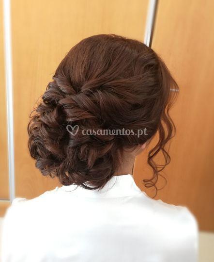 Penteado panhado