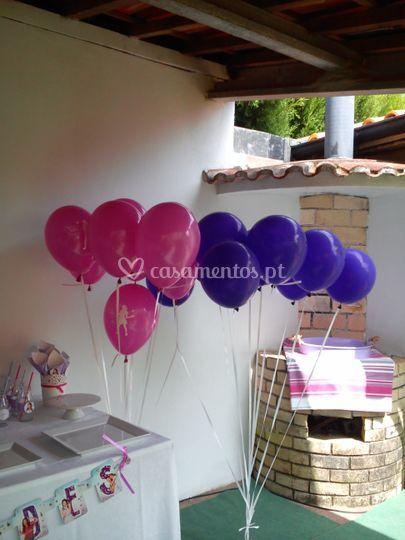 Balões para todos os eventos