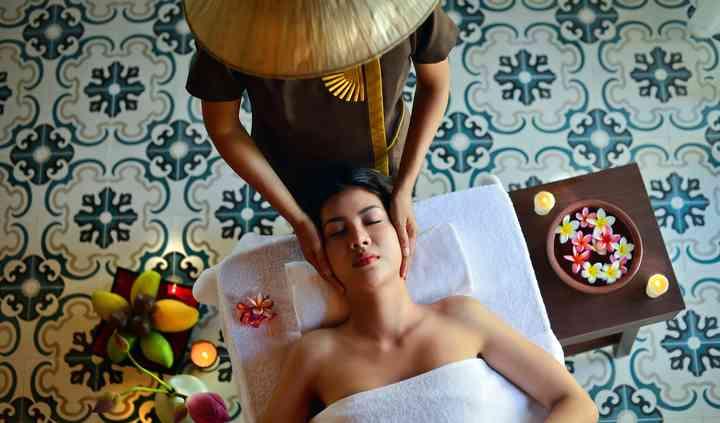 Massagens rejuvenescedoras