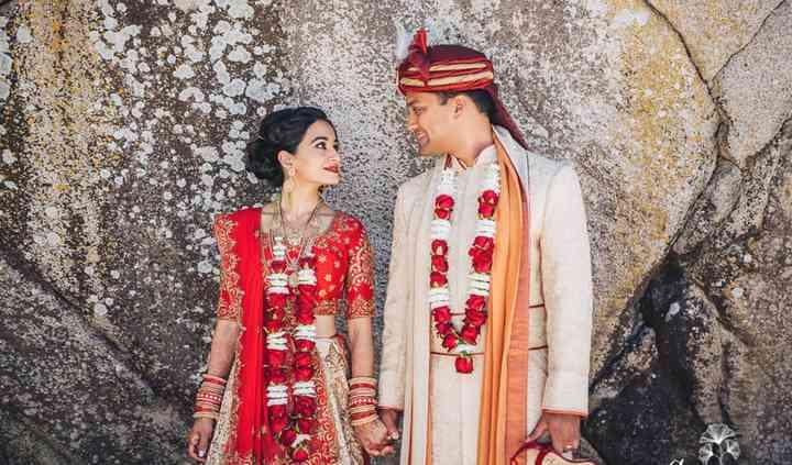 Bride Tejal