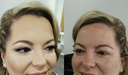Joana Leonardo Makeup 1