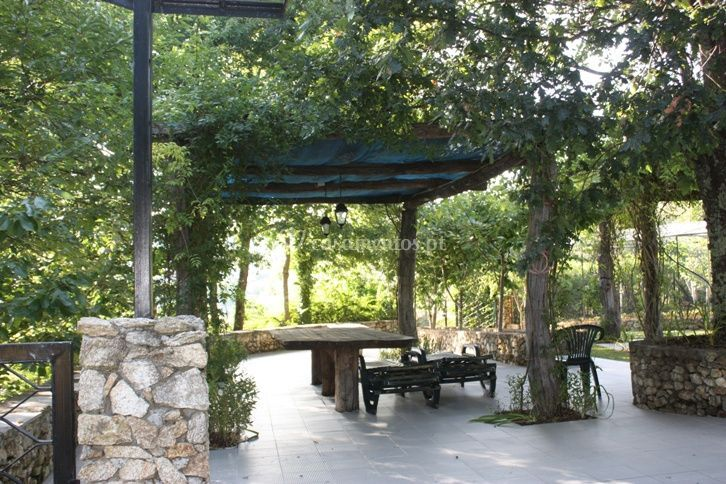 Jardim dos aperitivos