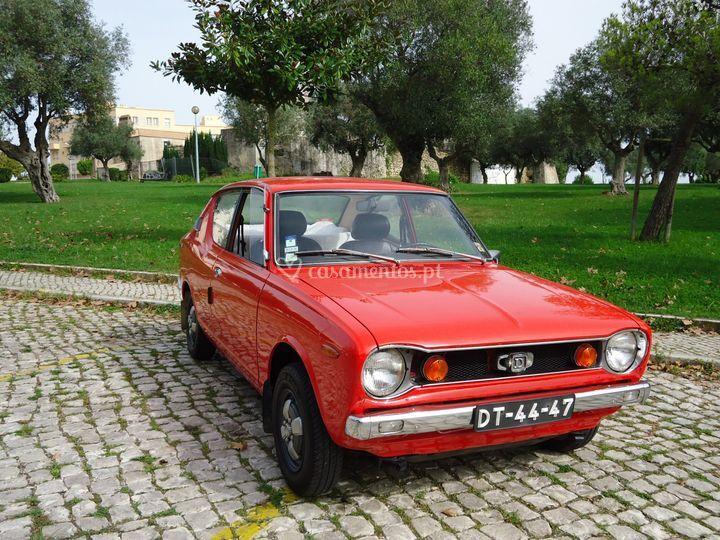 Datsun 100A 1976
