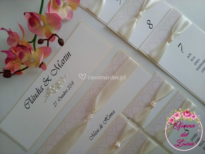Table Plan Casamento