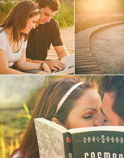 Love With books- Love Session