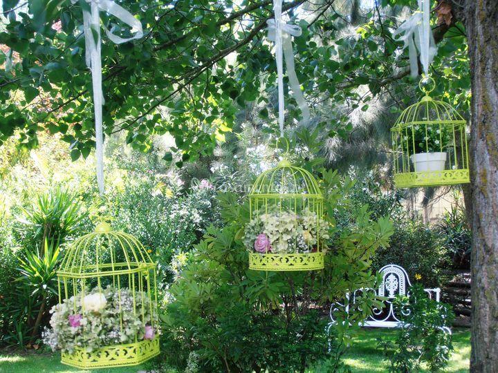Jardins de evento