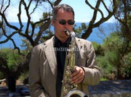 Eventos no embalo do Saxofone