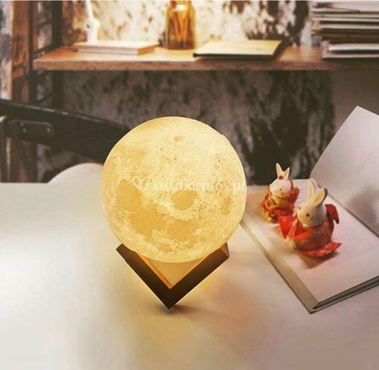 Candeeiro lua