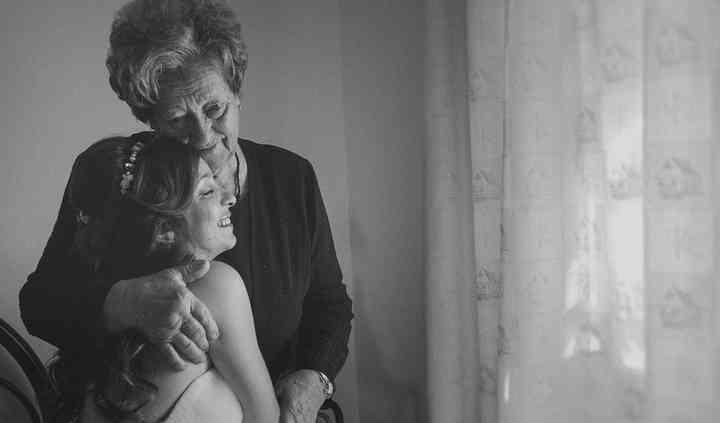Beijinho da avó