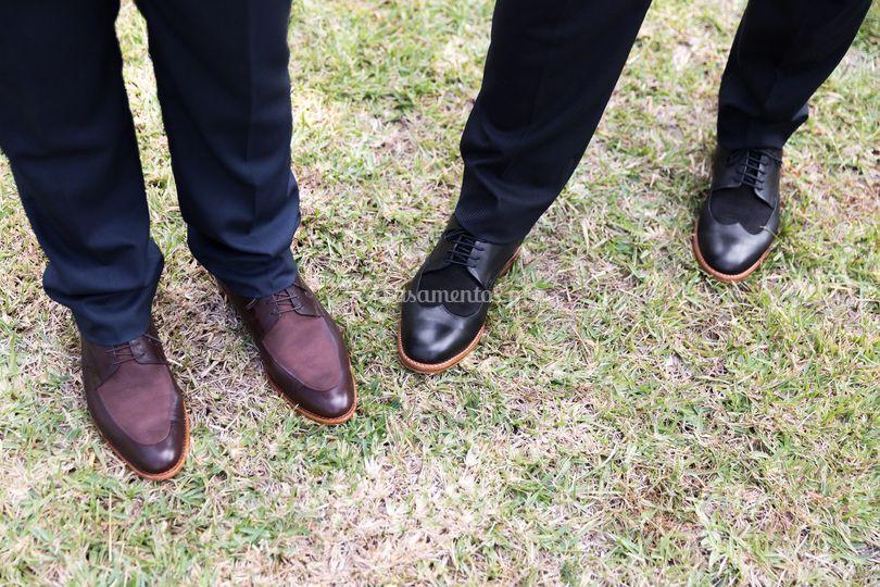 Sapatos para Casamento.